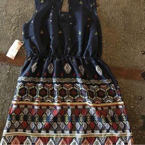 NWT Quicksilver summer beach dress